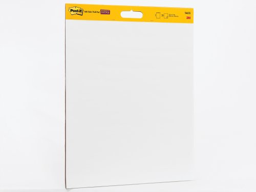Post-it-Wall-Pad-with-Command-Strips-20-x-23-Inches-White-20-SheetsPad-0