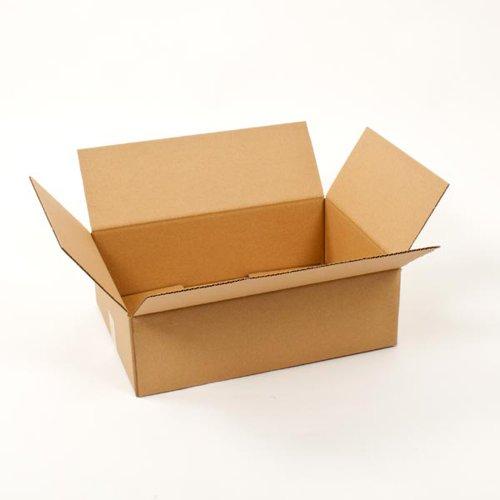 Pratt-PRA0112-Recycled-Corrugated-Cardboard-Single-Wall-Standard-Box-with-C-Flute-20-Length-x-14-Width-x-6-Height-Pack-of-25-0