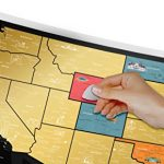 Premium-Scratch-Off-US-Map-60-x-40-cm-Places-Ive-Been-USA-Travel-Map-Great-Scratchable-US-Map-Gift-For-Any-Traveler-Made-From-Durable-Flexible-Plastic-to-Last-Longer-by-1DEAme-0-0