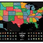 Premium-Scratch-Off-US-Map-60-x-40-cm-Places-Ive-Been-USA-Travel-Map-Great-Scratchable-US-Map-Gift-For-Any-Traveler-Made-From-Durable-Flexible-Plastic-to-Last-Longer-by-1DEAme-0-1