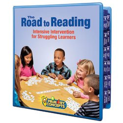 Primary-Concepts-AA3935-The-Road-To-Reading-Program-Binder-CD-0