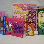 Princess-Filled-Back-Pack-First-Thrird-Grade-Back-to-School-Supplies-0-0