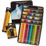 Prismacolor-Premier-Colored-Pencils-Soft-Core-132-Pack-4484-with-2-Blender-Pencils-962-Pencil-Sharpener-1786520-0