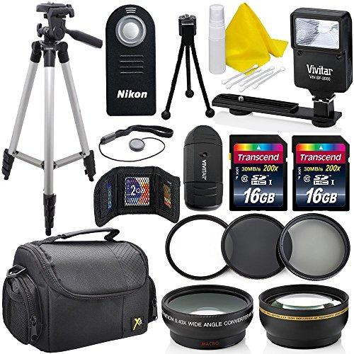 Professional-52MM-Accessory-Bundle-Kit-For-Nikon-D3300-D3200-D3100-D5000-D5100-D5200-D5300-D5500-D7000-D7100-D7200-DSLR-Cameras-15-Nikon-Accessories-0