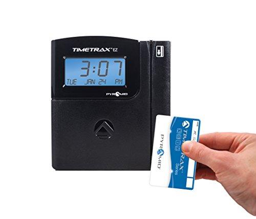 Pyramid-PPDLAUBKN-TimeTrax-EZ-Ethernet-Proximity-Kit-0-0