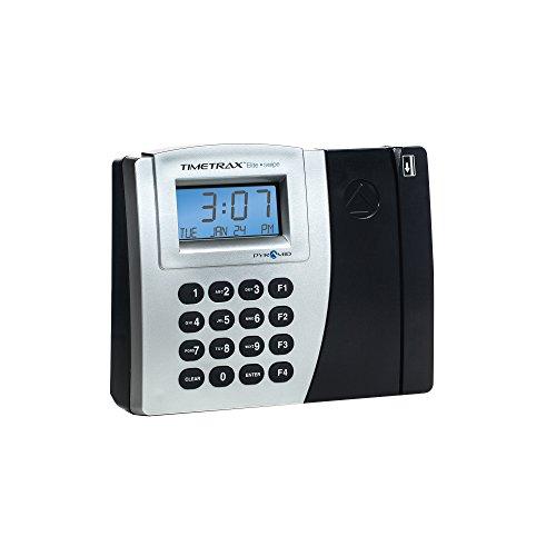 Pyramid-PSDLAUBKK-TimeTrax-Elite-Swipe-Card-Time-Clock-System-Made-in-the-USA-0-0