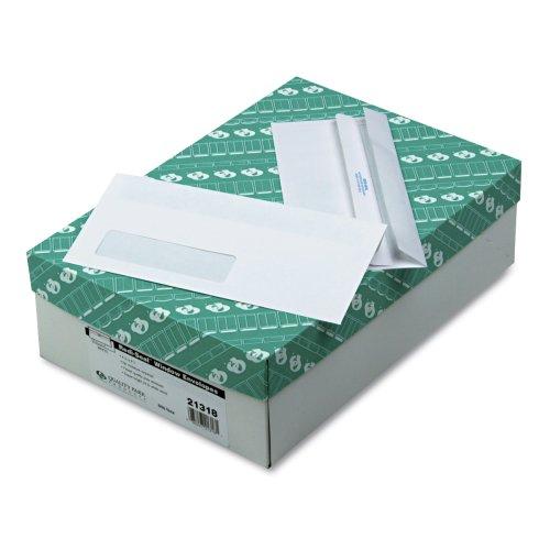 Quality-Park-10-Redi-Seal-Left-Window-Envelopes-White-Box-of-500-21318-0