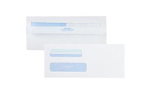 Quality-Park-8-Double-Window-Redi-Seal-Envelopes-White-Box-of-500-24539-0-1