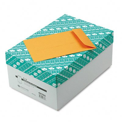 Quality-Park-Catalog-Envelope-Plain-28-lbs-6-x-9-Inches-500-per-Box-Kraft-QUA40765-0