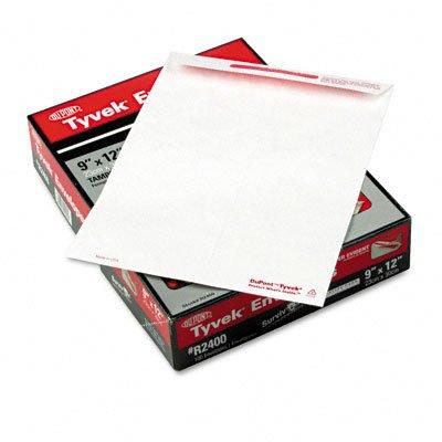 Quality-Park-R2400-Advantage-Flap-Stik-Tyvek-Mailer-Side-Seam-9-x-12-White-100box-0