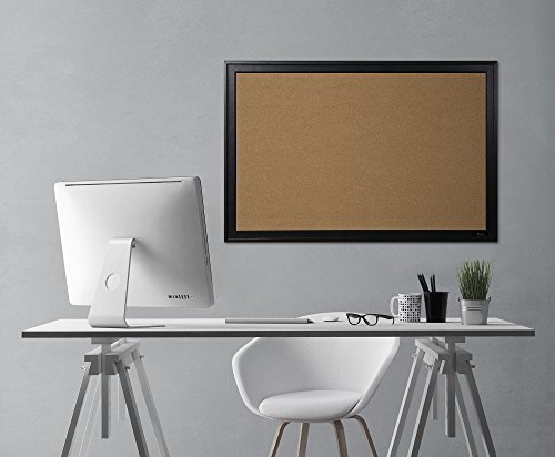 Quartet-Bulletin-Board-Cork-24×36-Black-Frame-13769-0-0