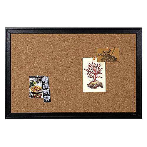 Quartet-Bulletin-Board-Cork-24×36-Black-Frame-13769-0-1