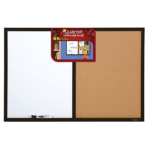 Quartet-Dry-Erase-Board-Cork-Board-Combination-2-x-3-Feet-Whiteboard-Corkboard-Black-Frame-95223B-0-1