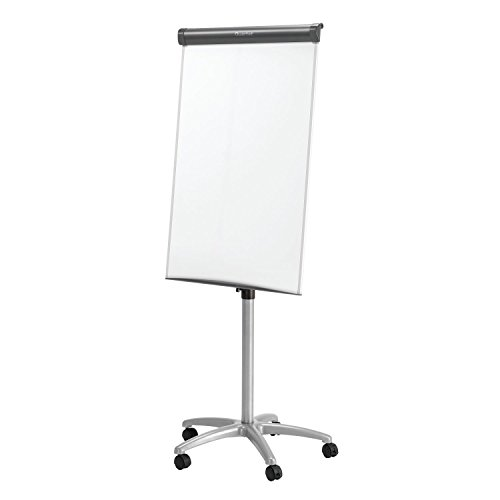 Quartet-Easel-Magnetic-WhiteboardFlipchart-3-x-2-Compass-Mobile-Presentation-Graphite-Frame-ECM32EU-0-1