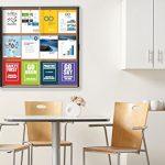 Quartet-Enclosed-Cork-Bulletin-Board-38-x-39-or-12-Sheets-2-Sliding-Doors-Aluminum-Frame-EISC3938-0-1