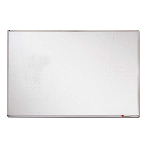 Quartet-Porcelain-Magnetic-Whiteboard-with-Aluminum-Frame-120-x-48-in-0