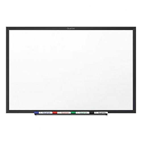 Quartet-Standard-Melamine-Dry-Erase-Boards-4-x-3-Feet-Oak-Finish-Frame-S574-0