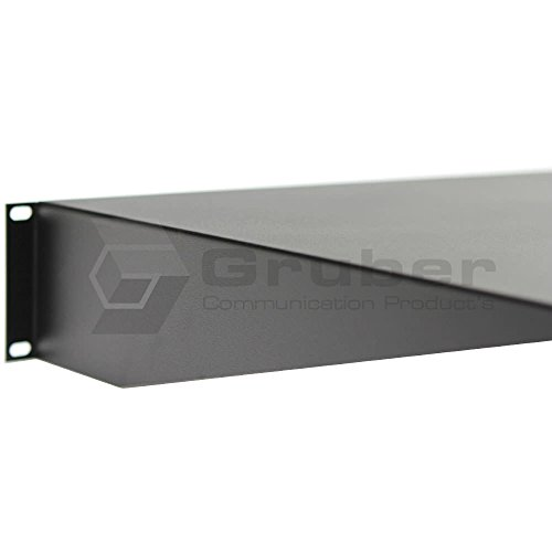 Rack-Mount-19-EIA-CANTILEVER-SHELF-2U-Steel-Gruber-0-1
