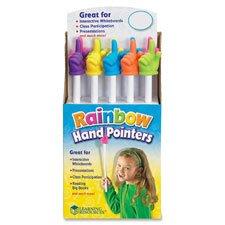 Rainbow-Handpointers-15-10CT-Multi-Sold-as-1-Carton-10-Each-per-Carton-0