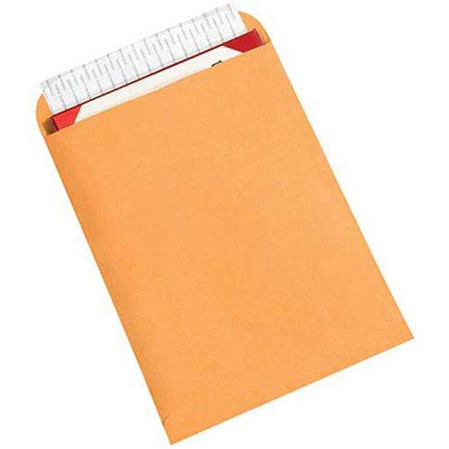 Redi-Strip-Flat-Self-Seal-Envelopes-9×12-Case-Of-500-Kraft-0