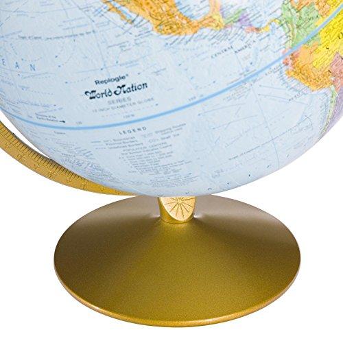 Replogle-Explorer-12-inch-Diam-Tabletop-Globe-0-0