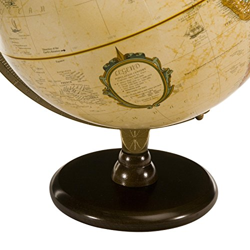 Replogle-Hastings-12-in-diam-Tabletop-Globe-0-0