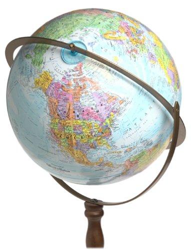 Replogle-Treasury-12-inch-Diam-Floor-Globe-0-0
