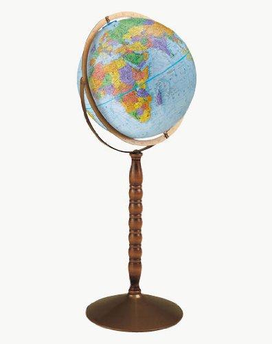 Replogle-Treasury-12-inch-Diam-Floor-Globe-0