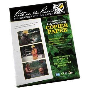 Rite-in-the-Rain-85-x-11-White-Copy-Paper-200-sheets-0