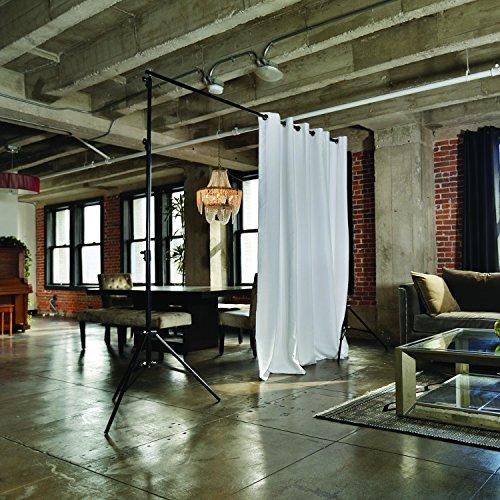 RoomDividersNow-Freestanding-Adjustable-Room-Divider-Stand-7ft-12ft-6in-Wide-0