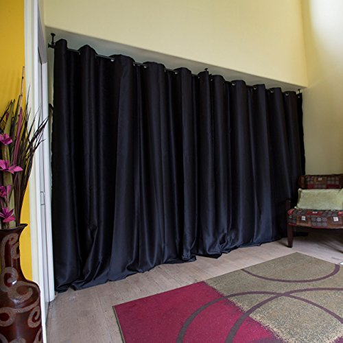 RoomDividersNow-Premium-Heavyweight-Room-Divider-Curtains-8ft-9ft-Tall-x-5ft-15ft-Wide-Panels-0-0
