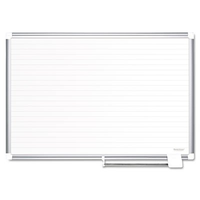 Ruled-Planning-Board-72×48-WhiteSilver-Sold-as-1-Each-0