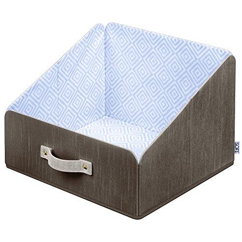 SOFI-by-Bankers-Box-Rax-Bin-Closet-Storage-Foldable-Storage-Cube-Basket-0-0