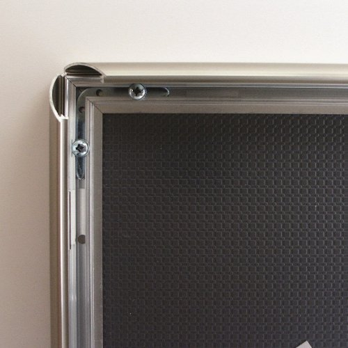 SSECO-Stuart-Superior-Front-Load-Easy-Open-Snap-Poster-Frame-Silver-Anodised-Frame-SN1144-0-0