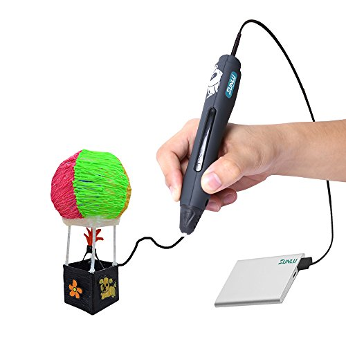 SUNLU-Professional-3D-Printing-Pen-3-Dimensional-Model-Making-Stimulate-Childrens-Imagination-and-Practical-Ability-Black-0