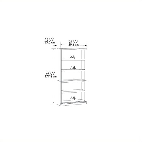 Sauder-5-Shelf-Bookcase-Select-Cherry-Finish-0-0