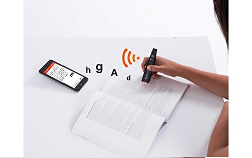 Scanmarker Air Digital Highlighter Ocr Pen Scanner