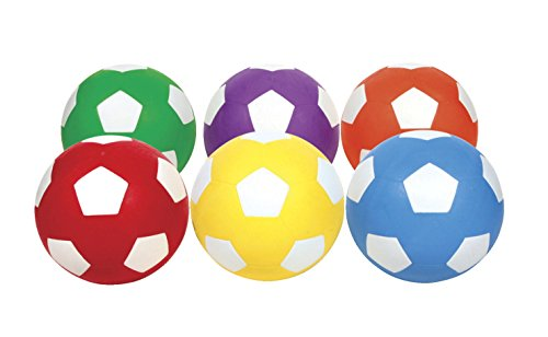 School-Smart-Soccer-Balls-Size-4-Set-of-6-Assorted-Colors-0