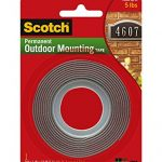Scotch-Exterior-Mounting-Tape-1-Inch-by-60-Inch-6-PACK-0