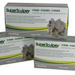 Sculpey-Super-Sculpturing-Compound-Firm-Gray-Clay-Pack-of-3-0
