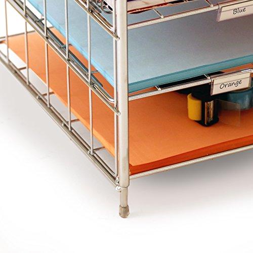 Seville-Classics-10-SlotCompartment-Steel-Wire-Literature-Rack-OrganizerMailbox-0-1