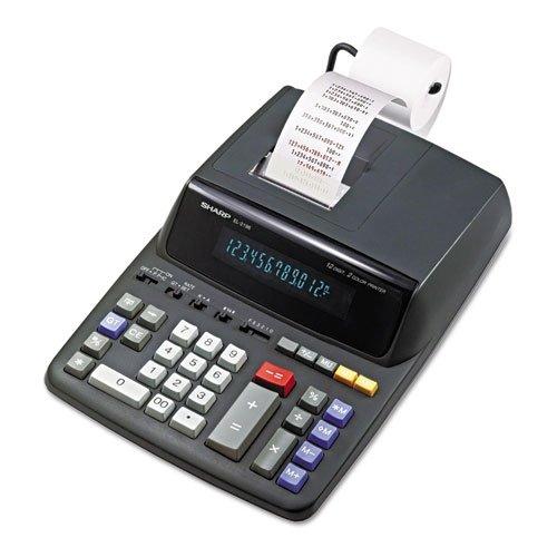 Sharp-EL2196BL-Standard-Function-Calculator-0