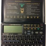 Sharp-YO-150-64KB-Electronic-Organizer-0