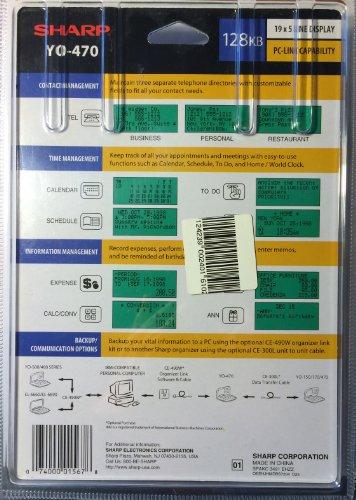 Sharp-YO-470-Personal-Information-Organizer-0-0