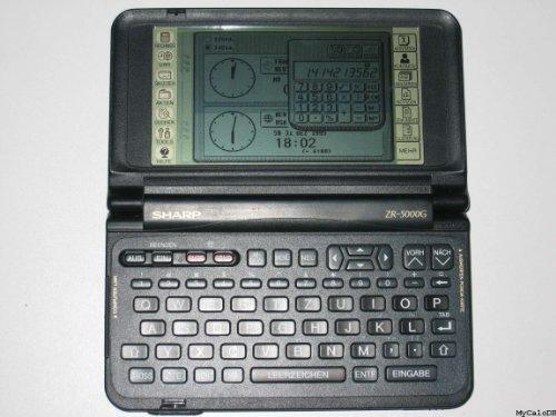 Sharp-Zaurus-ZR-5000-PDA-Personal-Electronic-Organizer-0-1