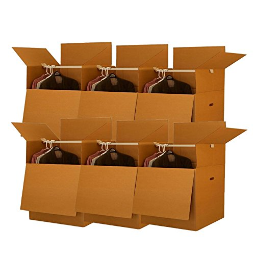 Shorty-Space-Saving-Wardrobe-Moving-Boxes-Bundle-of-6-20-x-20-x-34-Moving-Boxes-0