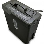 SimplyShred-FXC80B-8-Sheet-Crosscut-Shredder-with-Compaction-Feature-0
