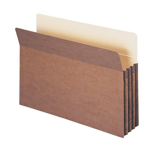 Smead-File-Pocket-Straight-Cut-Tab-3-12-Expansion-Legal-Size-Redrope-25-per-Box-74224-0