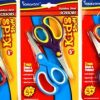 Soft-Grip-Scissors-Blunt-Pointed-5-Inches-48-pcs-sku-1882637MA-0
