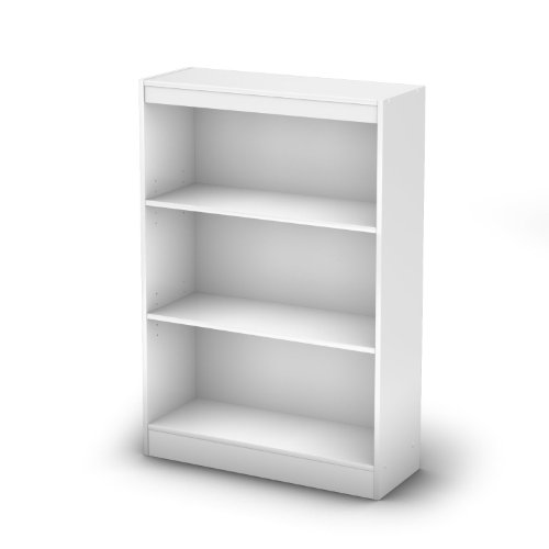 South-Shore-Axess-Collection-3-Shelf-Bookcase-0-2